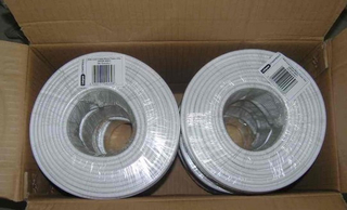 Rg CATV Cable RG6/Rg59/Rg11 ISO9002 CE RoHS Coaxial Cable