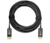 OEM High Quality Male To Male 4K 1080p Displayport DP Transfer To HDMI Adapter Cable