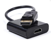 OEM 1080P DP To Hdmi Cable Displayport Adapter