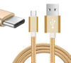 Fast Charging 2A Universal Type C Cable, Mobile Charger Usb Cable For Samsung Galaxy Mobile Phone Type-c Cable