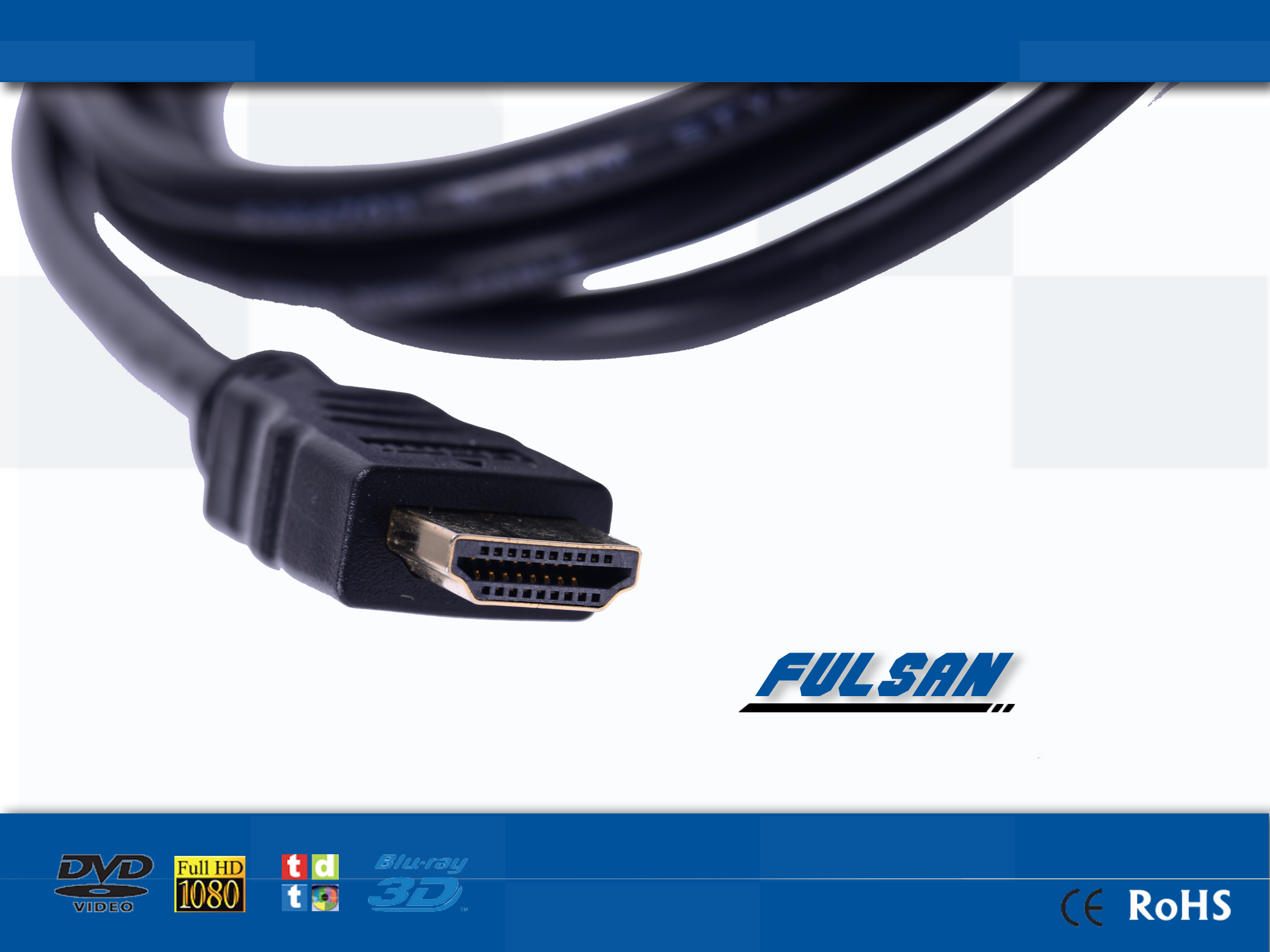 premium nylon braided hdmi cable support 4K 2160p 1080p hd resolution