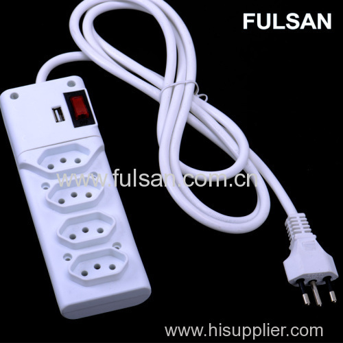 High Quality Power Strip with USB charging