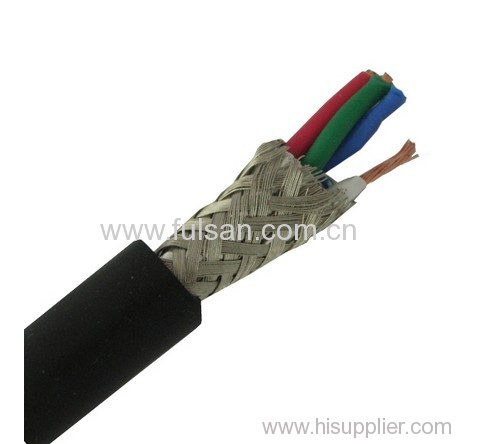 High Quality Low Noice Bulk Microphone Cable
