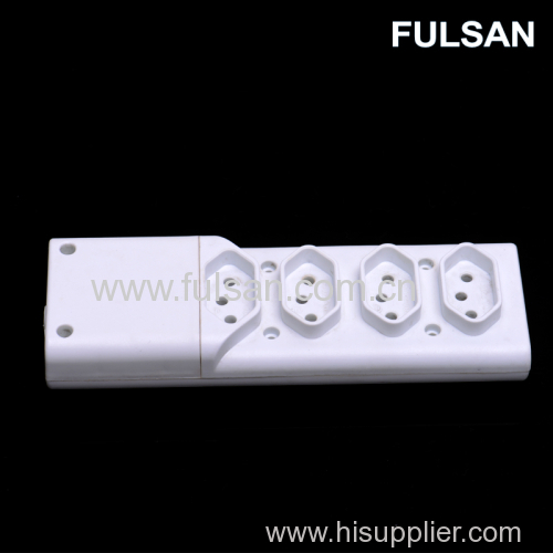 Relay Type Voltage Stabilizer Electrical Multiple Power Extension Socket