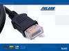 High Speed Gold Connector Hd Cable Support Ethernet 3D 4K 19pin Hdmi Cable 1.5m
