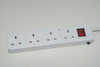 8 outlet surge protector power strip