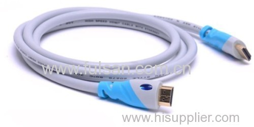 OEM Low price hdmi cable 1.4v for 3D HD 1080P 19+1