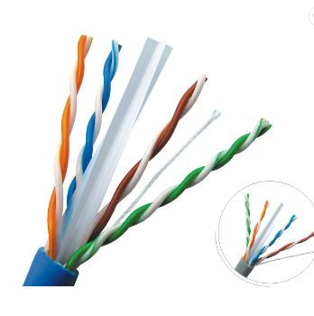 High Speed Cat5/Cat6/Cat6A Network Cable UTP Cat5E & Cat6 Patch Cord for Communication /UTP Cat5E Lan Cable