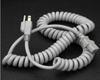 Hospital Medical Grade Au/Us/EU/UK Coiled AC Power Cord 1.8m 3m 5m 10m