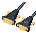 DVI Cable with RoHS Compliant