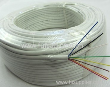 2014 HOT Sell 75ohm Coaxial Cable Rg11 With Messenger