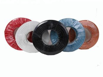 Coaxial Cable RJ56 Free sample 100% copper RG6 RG59 RG58 RG11 RG Series cctv coaxial cable