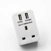 CE Universal Travel Adapter UK Plug Converter AU EU US UK Adapter