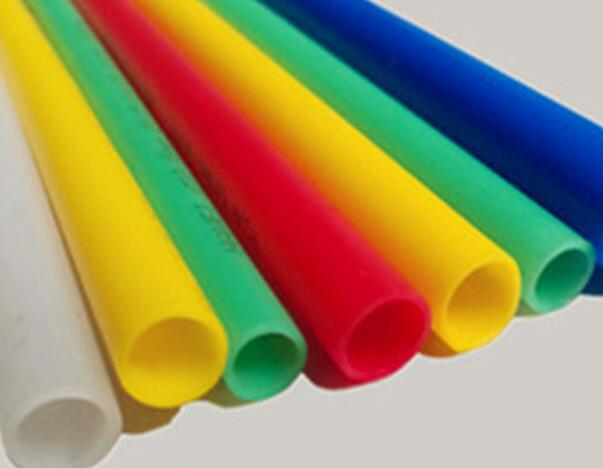 Air Blown Fiber Optic Cable HDPE Direct Buried Micro Tube Bundles
