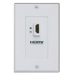 High Quality HDMI wall face plate