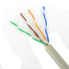Professional Best Price of Indoor Fiber Cable UTP CAT6 CCA BC Ethernet LAN Cable