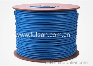 1000ft Bulk Coiled 24AWG Copper 4 Pairs Cat5e FTP LAN Cable