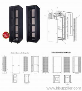 "19"" Stand Server Cabinets"