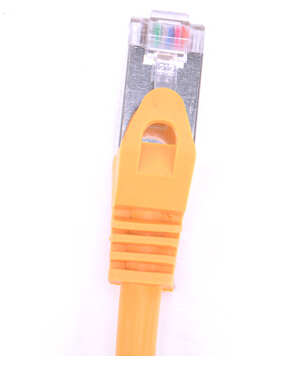 Cat6a Network Utp Lan Cable 26awg Patch Cord Communication Cable
