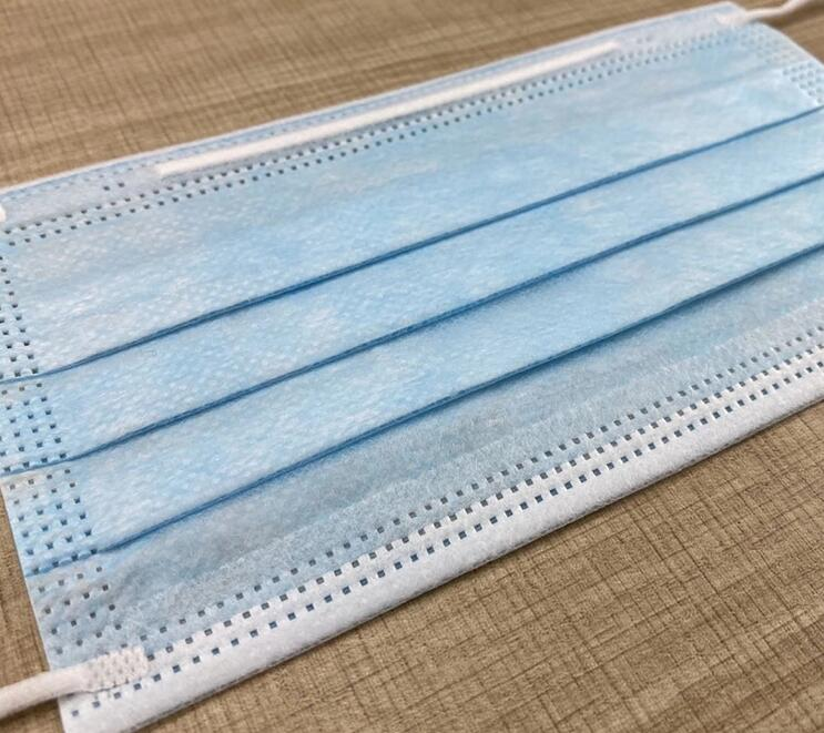 Disposable 3 Ply Non-Woven Kn95 Ffp2 Ffp3 Disposable Face Mask