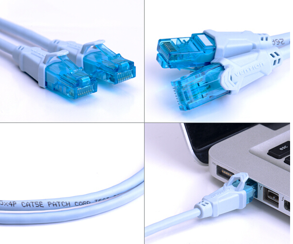 High Quality Ethernet Cable 1m 2m 3m 5m 1m-50m Cat6 Patch Cable Utp Patch Cord Rj45 Cable