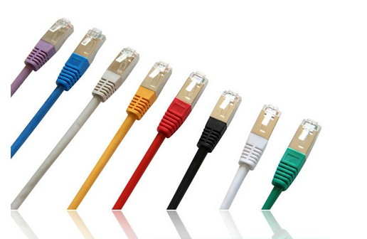 Flat Patch Cord RJ45 UTP Cat6 Flat Ethernet Cable With CE/RoHS/certification
